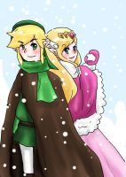 Snow day cover by NarutoxHinatafan