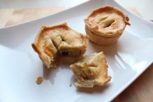 1st try short crust pastry pies by Atozy