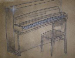 piano by looke