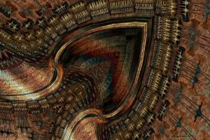 Wired with mapping by beautifulchaos1
