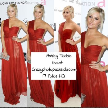Ashley Tisdale Event by CrazyPhotopacks