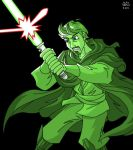 Clone Wars Me by MalimarTheMage