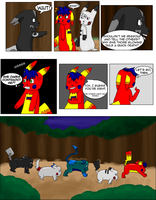 Glowing Tails Page 19 by LG-LatiasGirl