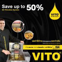 Vito Oil Filtration by kpbwhiteocean