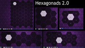 Hexagonads Launcher 2.0 by YGKtech