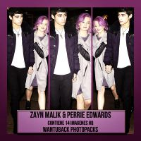 Photopack 629: Zayn Malik and Perrie Edwards by PerfectPhotopacksHQ