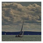 Sailing boat 2 by Csipesz