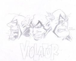 Violator Practice by Chaii29