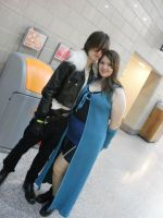 Squall and Rinoa by Elle-Ectricity