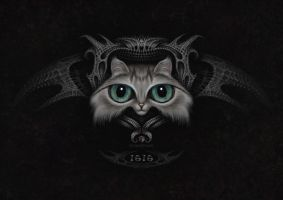 ISIS the cat by AlMaNeGrA