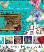 MONEY CAN'T BUY YOU LOVE. by laurengee