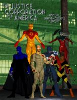 Justice Corp. America report by CWRudy