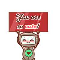 CupiBot says you are cute! by SmilingOfTheHealer