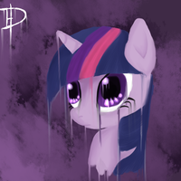 Twilight My Student by Derpington-M-Hooves