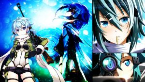 Sinon Collage by Dinocojv