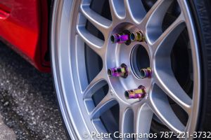 Wheel and lug nuts by Caramanos2000