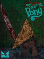 My Silent Hill Pony by wondermanrules