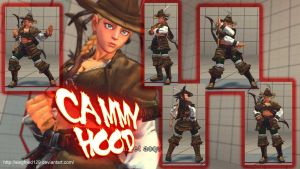Cammy HOOD by Siegfried129
