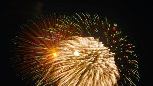 Firework 10 by NickyG-Photography