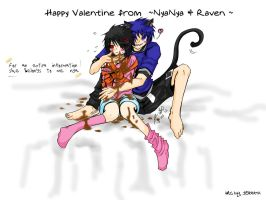CR - Happy Valentine by AitoYuuki