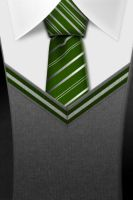 Slytherin iPhone wallpaper by Tinsdar