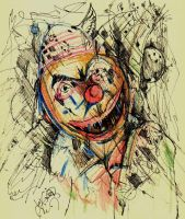 clown by esmiahmad