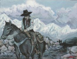 western painting by 11chad11