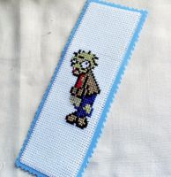 My Pet Zombie Bookmark by agorby00