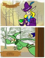 Mage Master page 3 by NoahConners