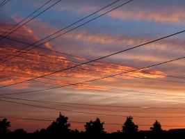 Summer Sunrise - 7/8/2014 by Michies-Photographyy