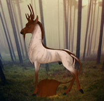 Lord Carnarion | Stag | Royal by SilveringOak