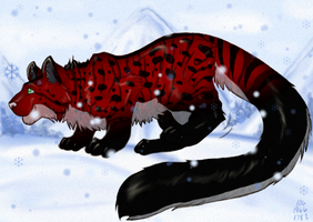 Mweor Adoptables: Caved In by Jupiter-Foxclaw