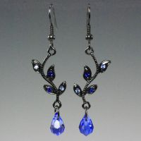 Sapphire Vine- SOLD by YouniquelyChic