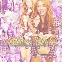 Happy Birthday Miley Cyrus by hopeinlovato