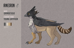 Windsonde Gryphons - Aneirin by AngieMyst