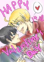 APH Happy Valentine's Day by d-davi
