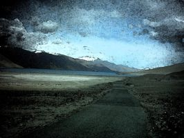 The Long Road To Nowhere by siddhartharun