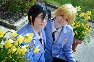 Ouran High School Host Club - Together. by Tohkoe