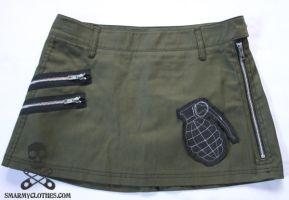 grenade skirt 3 by smarmy-clothes