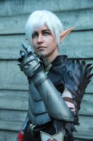 Fenris- Dragon Age II by twinfools