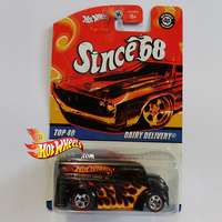 Since '68 Dairy Delivery TOP 40 by idhotwheels