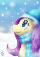 Wintershy by SkyHeavens