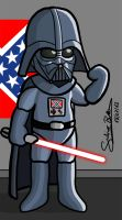 Darth Lee Vader by GiulianoBotter
