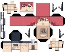 Sasori Scorpion by hollowkingking
