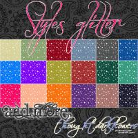 .StylesGlitter by ThoughtDarkFlowers