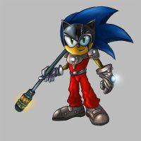sonic restructure by VegasDay