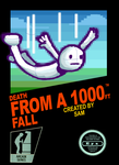 Death from a 1000ft fall Cover by theEyZmaster