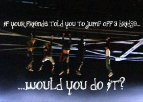 Would you do it?...I would... by HIMFAN4591
