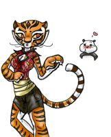 master tigress by GumandPeanuts17