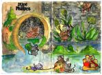Mice and mystic fin chapitre 1 by Aiko-Katon